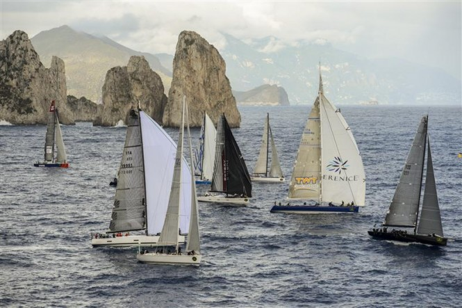 Rolex Volcano Race - Start of Leg Two - Photo By- Rolex : Kurt Arrigo