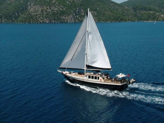 SEA COMET -  Sailing