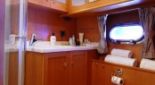 SEA COMET yacht - Bathroom