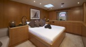 Sailing yacht Nephele - Master Cabin