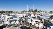 Sanctuary Cove International Boat Show 2012