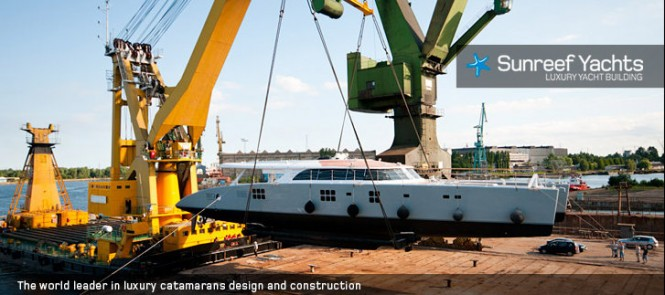 Sunreef Yachts shipyard