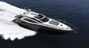 Sunseeker Predator 64 yacht running