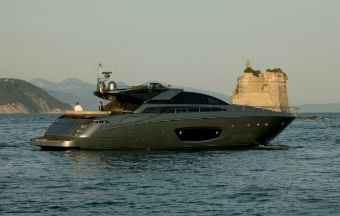 SuperYacht Rhino - Profile