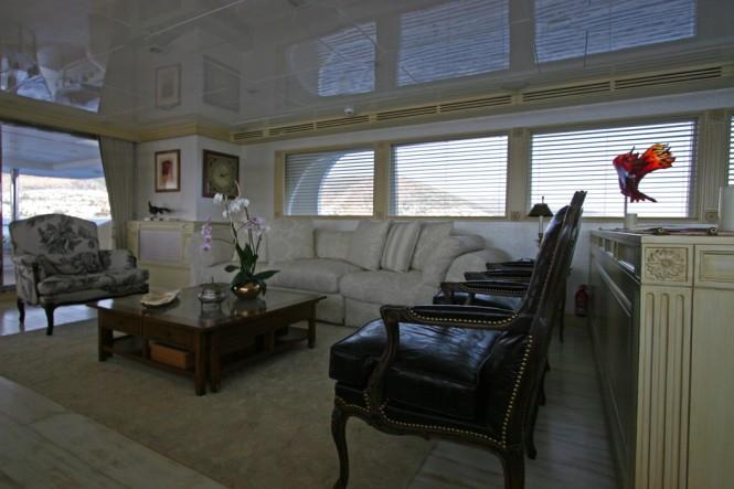Superyacht M&M - Main Salon