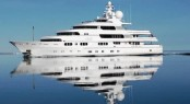 Superyacht Titania (ex Apoise) by Lurssen