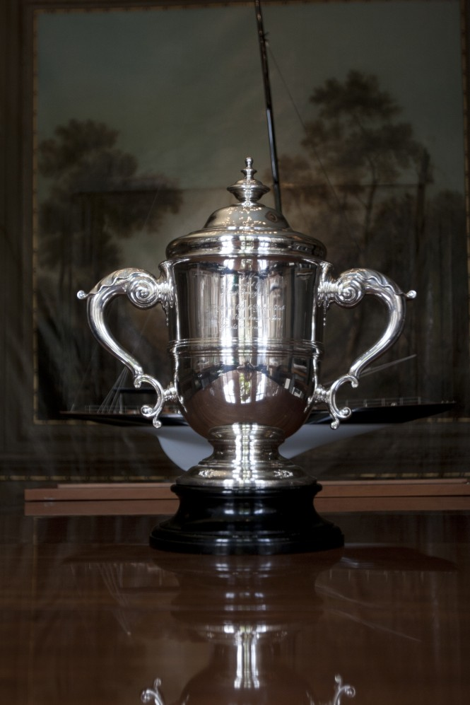 The Corinthian King's Cup Trophy