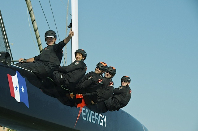 The French Energy Team © Stéphanie Billarant / Energy team
