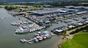 The Gold Coast Marine Expo will feature hundreds of exhibits displayed over a 2 5 kilometre display circuit