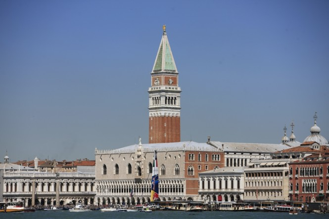 Venice, Italy © Guilain GRENIER / ORACLE TEAM USA