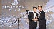 Winner of Best Production Sailing Yacht (up to 15m) 2012