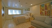 Yacht M&amp;M - Lower Deck Master Cabin