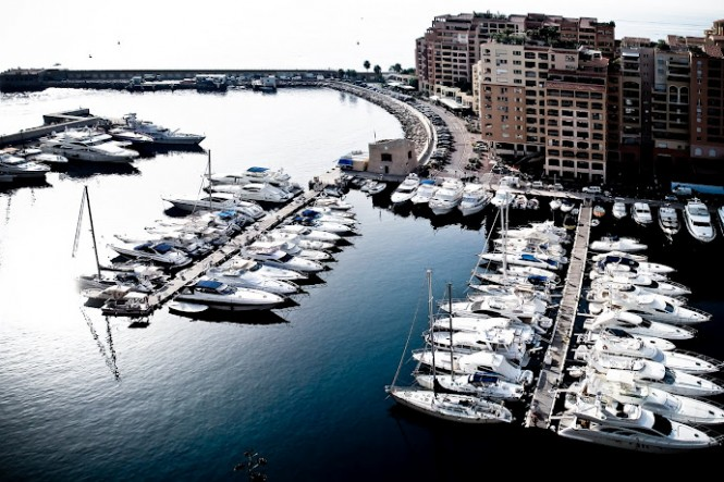 Yachts in Monte Carlo - Photo Raffaele Tolomeo