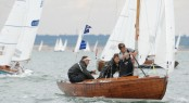 Young sailors competing at Aberdeen Asset Management Cowes Week (c) Rick Tomlinson_CWL