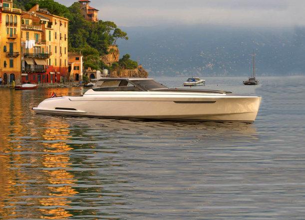 16.1m motor yacht Bellagio by Mulder Shipyard