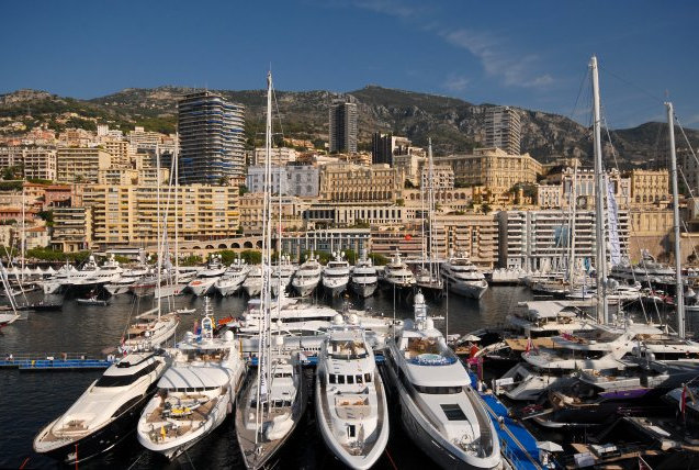 22nd Monaco Yacht Show, September 19-22, 2012
