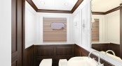 23.9m motor yacht Fifth Ocean 24 Bathroom