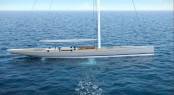 34.95m sailing yacht Project Protos by Reichel/Pugh Yacht Design