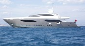 41m luxury charter yacht TATII by Tamsen Yachts