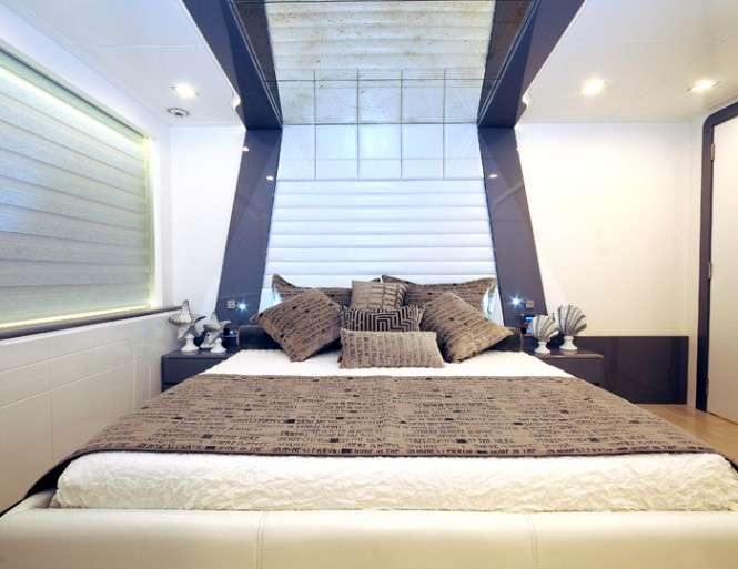 41m luxury motor yacht Azra