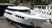 41m motor yacht OKKO by Mondo Marine