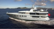 45m luxury motor yacht by Feadship sold to China