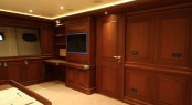 48.7m motor yacht Bilgin 160 Classic Lower Deck Guest Cabin