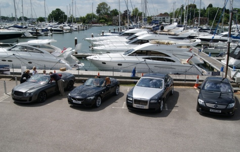 4th annual Open Weekend by Princess Motor Yacht Sales