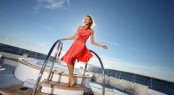 Aboard luxury charter yacht Solemates