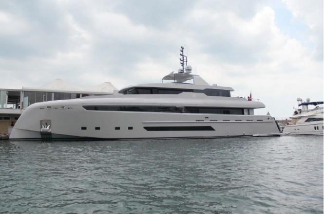 Bilgin 132 motor yacht M (Project M) by Bilgin Yachts