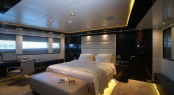 Bilgin 132 superyacht M main deck master cabin