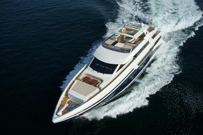 Bilgin 145 charter yacht Tatiana