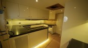 Bilgin 160 Classic superyacht Galley