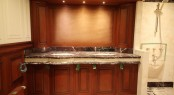 Bilgin 160 Classic superyacht Master Bathroom