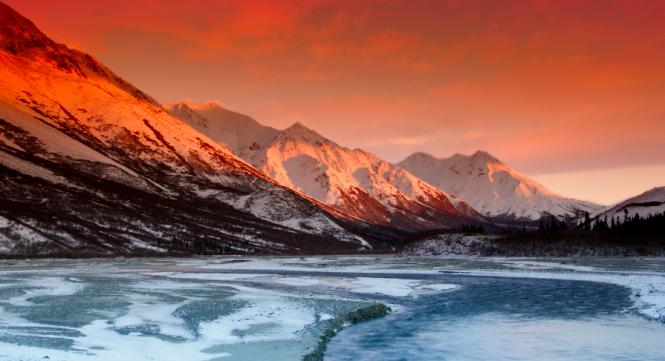 Breathtaking Alaska