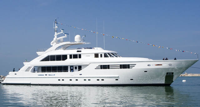 Charter Yacht AXIOMA