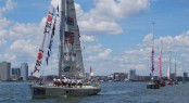 Clipper 11-12 Round The World Race - Race 12 - Day 1