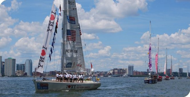 Clipper 11-12 Round The World Race