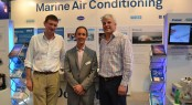 Dometic Marine and Oyster Yachts Representatives