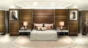 Explore 120 superyacht Bedroom