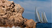 Loro Piana Superyacht Regatta 2012 Day 2 Credit: Carlo Borlenghi