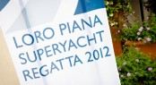 Loro Piana Superyacht Regatta, June 4-9, 2012