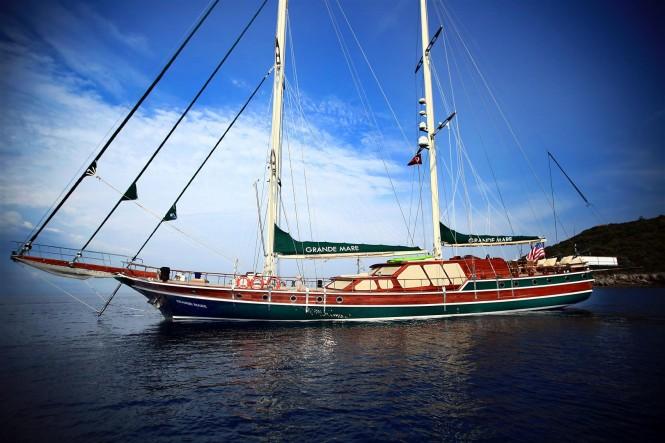 Luxury Turkish Gulet Grande Mare