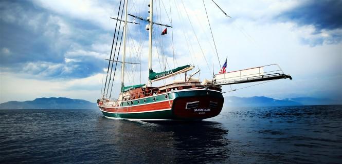 Luxury Yacht Grande Mare - a Turkish Gulet