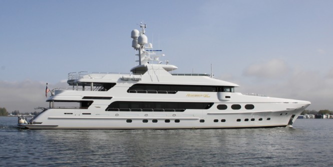 Luxury Yacht Remember When - Profile