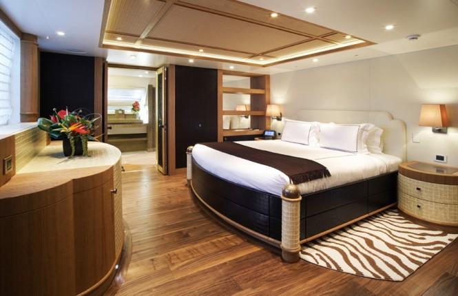 Luxury catamaran yacht HEMISPHERE Master
