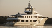 Luxury charter yacht E&amp;E designed by Vripack