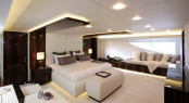 Luxury charter yacht taTii - Owner suite