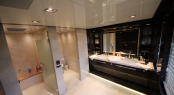 Luxury motor yacht M by Bilgin Yachts - Bathroom