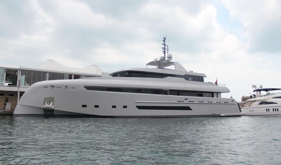 Luxury Motor Yacht M Yacht Charter Superyacht News